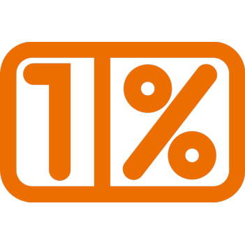 Mały procent - wielkie dzieła