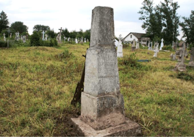 Stop cmentarzom zapomnianym cz.4