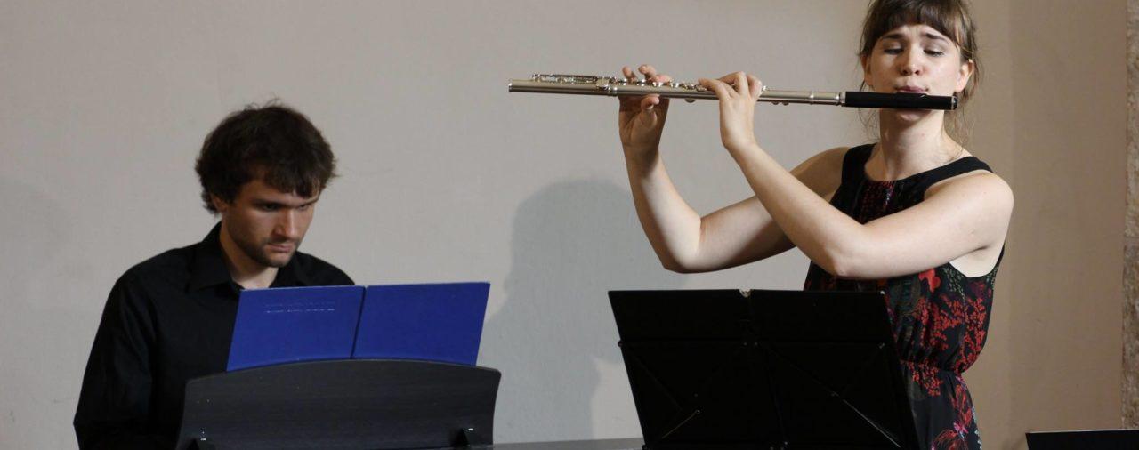 Młodzi muzycy zagrali dla misjonarzy w Andach