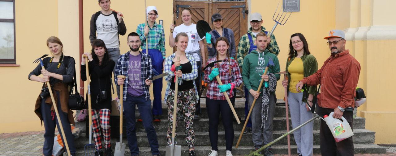 Wolontariat dla Kresów 2017 - Wspomnienie akcji
