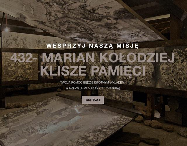 """Labyrinths by Marian Kołodziej. Wystawa """"Labirynty. Klisze Pamięci""""."""