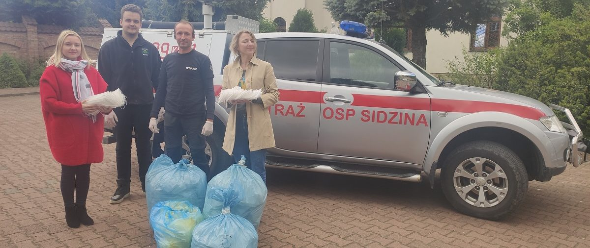 Niesiemy pomoc Polakom na Ukrainie