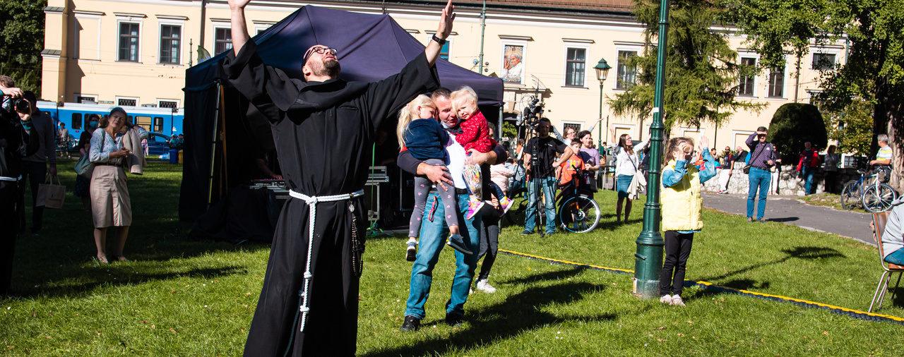 Wideo Relacja - Dzień św. Franciszka